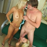 Real mom and son molested sister