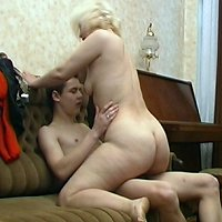 Naked family incest